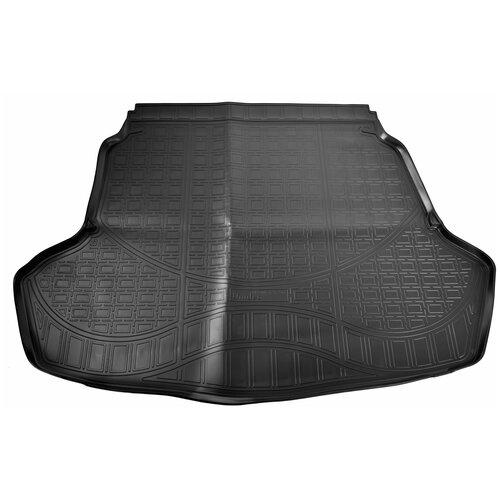Коврик багажника NorPlast NPA00-T43-265 черный коврик багажника norplast npa00 t43 652 черный