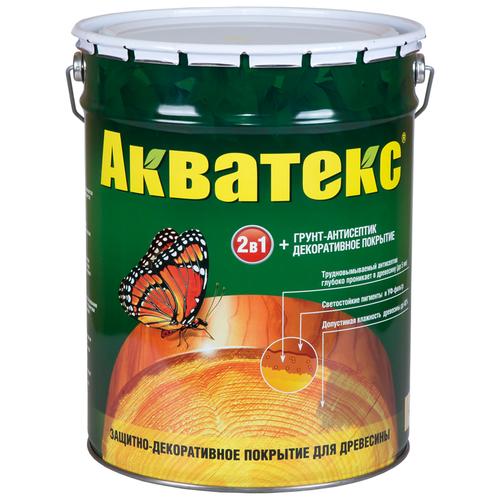 АКВАТЕКС Защитно-декоративное текстурное покрытие, 20 л