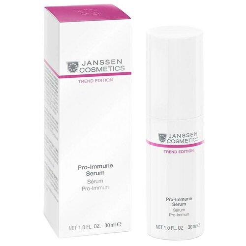 Janssen Cosmetics Trend Edition Pro-Immune Serum Иммуномодулирующая сыворотка для лица, шеи и области декольте, 30 мл