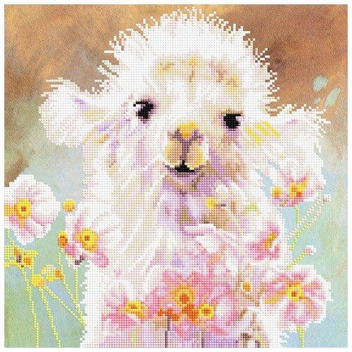Color Kit Набор алмазной вышивки Милый верблюжонок (404003) 40х40 см