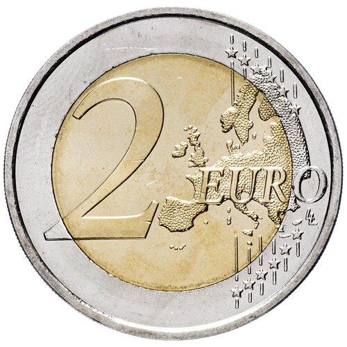 Монета Банк Финляндии 150 лет Парламенту 2 евро 2013 года