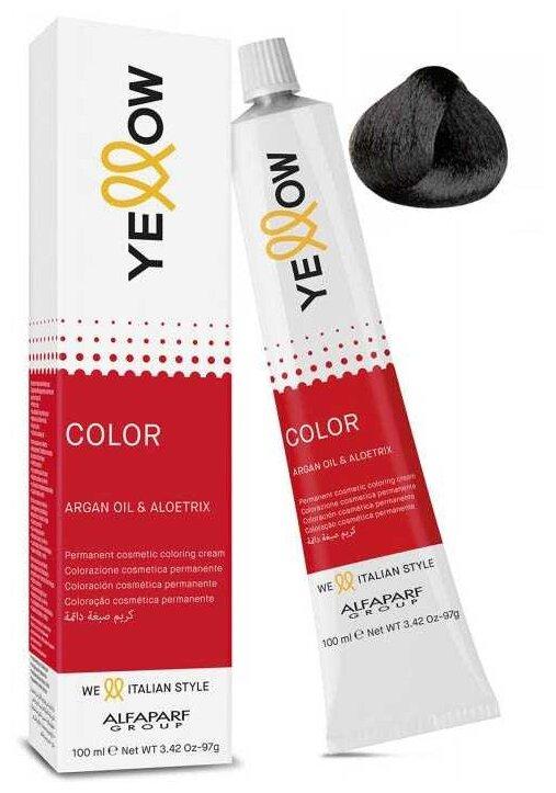 Yellow Color Крем-краска, 100 мл — купить по выгодной цене на Яндекс.Маркете