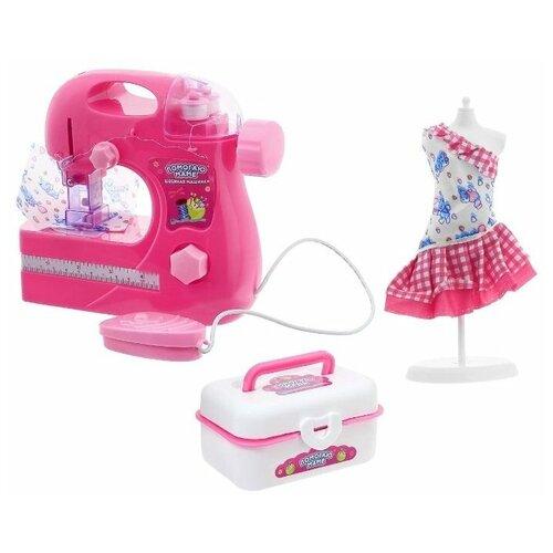 Фото - Игровой набор ABtoys Помогаю маме PT-00545(WK-B8043) розовый/белый кухня abtoys помогаю маме pt 00791 розовый белый серый