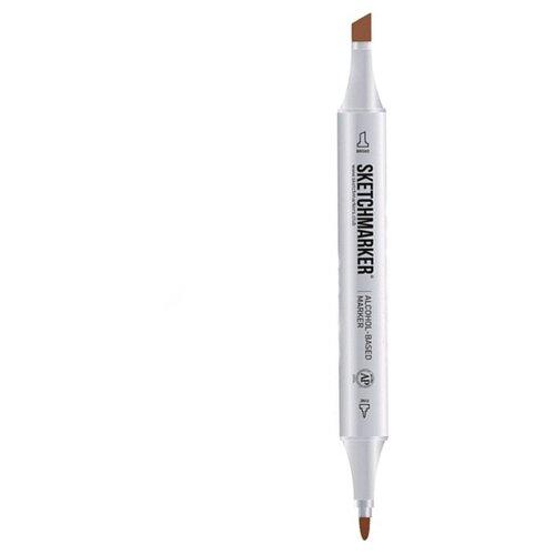 Фото - SketchMarker Маркер на спиртовой основе O60 fulvous sketchmarker маркер на спиртовой основе r114 peach