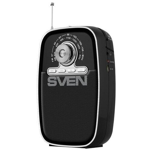 Радиоприемник SVEN SRP-445 черный