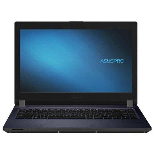"Ноутбук ASUS Pro P1440FA-FQ2931T (Intel Core i3 10110U 2100 MHz/14""/1366х768/8GB/256GB SSD/DVD нет/Intel UHD Graphics/Windows 10 Home) 90NX0211-M40540 серый"