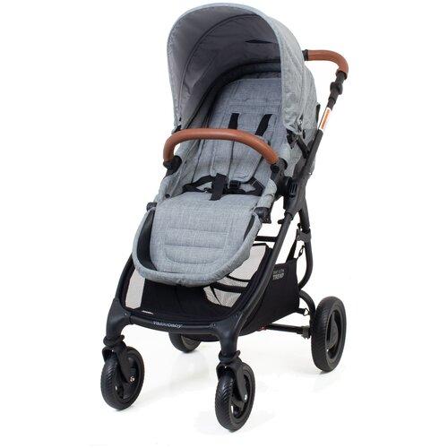 Фото - Прогулочная коляска Valco Baby Snap 4 Ultra Trend, Grey marle прогулочная коляска valco baby snap trend charcoal