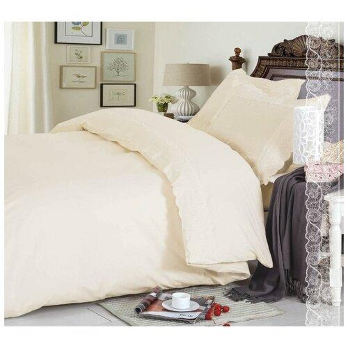 Фото - Сайлид Постельное белье СайлиД поплин с кружевом 7B семейное постельное белье stefan landsberg flicker семейное