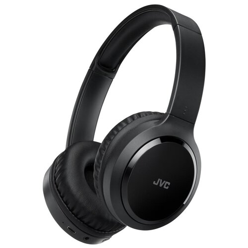 Беспроводные наушники JVC HA-S80BN, black