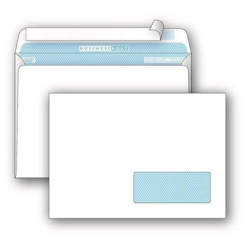 Купить Конверт PACKPOST BusinessPost правое нижнее окно C5 (162 х 229 мм) 50 шт., Конверты