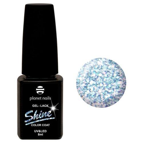 Купить Гель-лак для ногтей planet nails Shine, 8 мл, 875