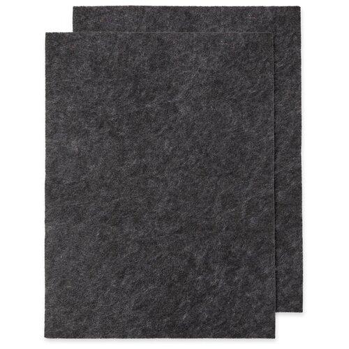 Фото - Комплект ковриков салона AUTOPROFI WET-3850 2 шт. черный комплект ковриков autoprofi pet602 4 шт черный