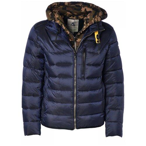 Зимняя куртка мужская SHARK FORCE 16033 (Темн. синий 14-2/48)