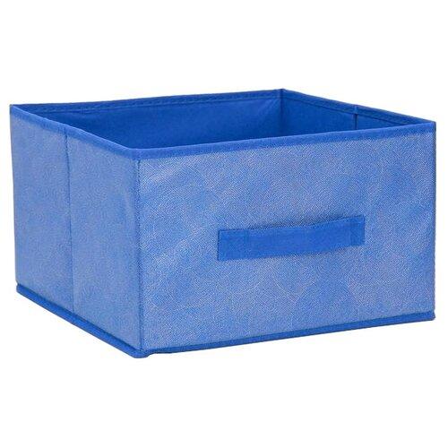 доляна короб для хранения с крышкой 30 х 28 х 15 см фабьен Доляна Короб для хранения 29 х 29 х 18 см фабьен