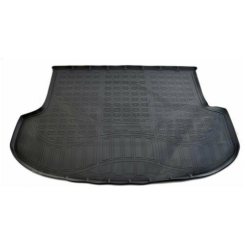 Коврик багажника NorPlast NPA00-T43-650 черный коврик багажника norplast npa00 t43 652 черный
