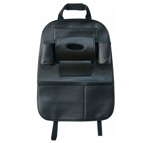 Органайзер на автомобильное сидение, R-0179, черный