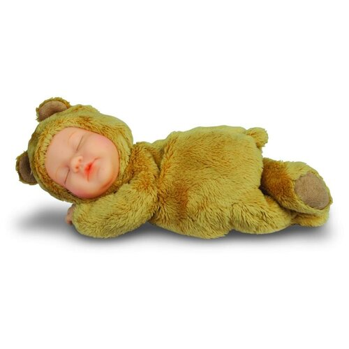 Пупс Anne Geddes Детки-мишки, 23 см, 579103