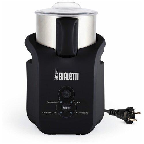 вспениватель молока bialetti milk frother 330мл прозрачный черный Многофункциональный вспениватель молока Bialetti MKF03