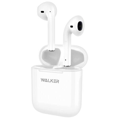 Беспроводные наушники WALKER WTS-17, белые