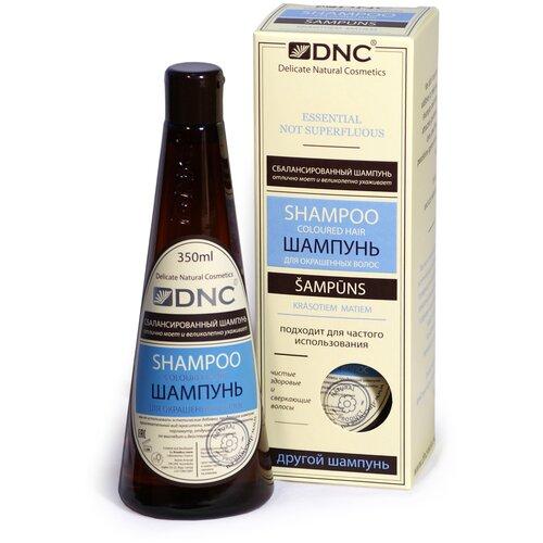 Купить DNC шампунь для окрашенных волос для частого использования, 350 мл
