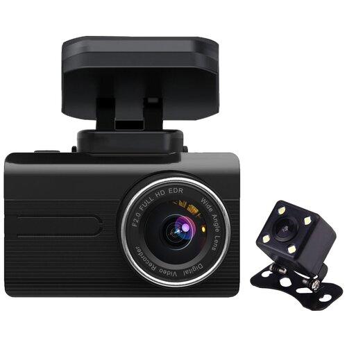 Автомобильный видеорегистратор TrendVision X1 MAX