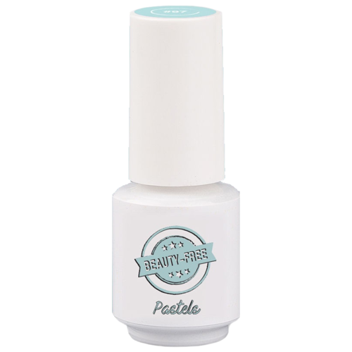 Купить Гель-лак для ногтей Beauty-Free Pastels, 4 мл, светло-голубой