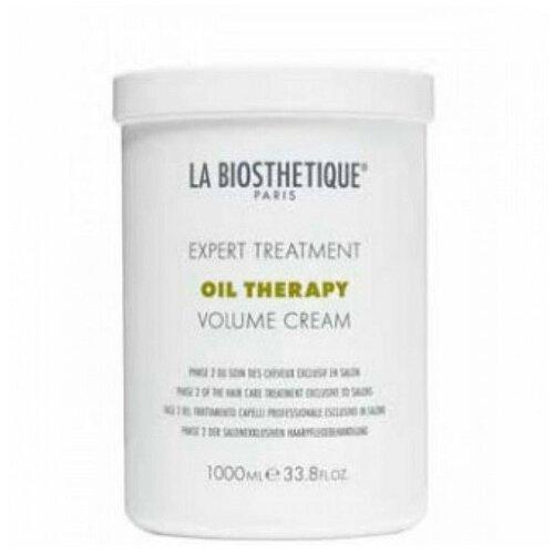 Купить La Biosthetique Oil Therapy Маска для восстановления тонких волос фаза 2 Volume Cream, 1000 мл