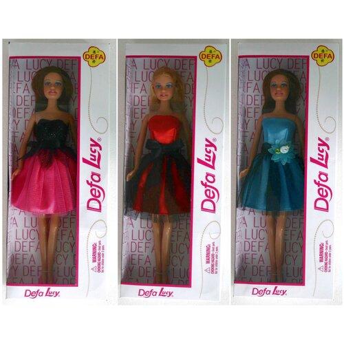 Кукла Defa Lucy Модница 29 см 8136 кукла defa lucy модница 29 см 8285
