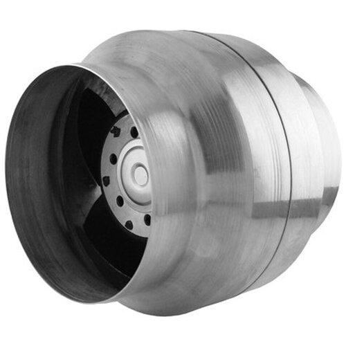 Вентилятор канальный термостойкий ВОК 120/100 Т ОК (+150°С) (для камина, саун, бань, хамам)