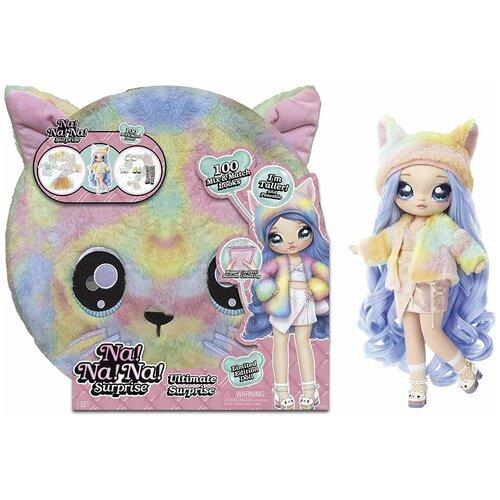 Кукла Na! Na! Na! Surprise Rainbow Kitty, 28 см, 571810 блэйзер zi lin na z398 2015
