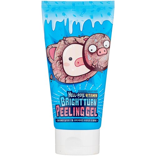 Купить Elizavecca пилинг-гель для лица Milky Piggy Hell-Pore Vitamin Bright Turn Peeling Gel 150 мл