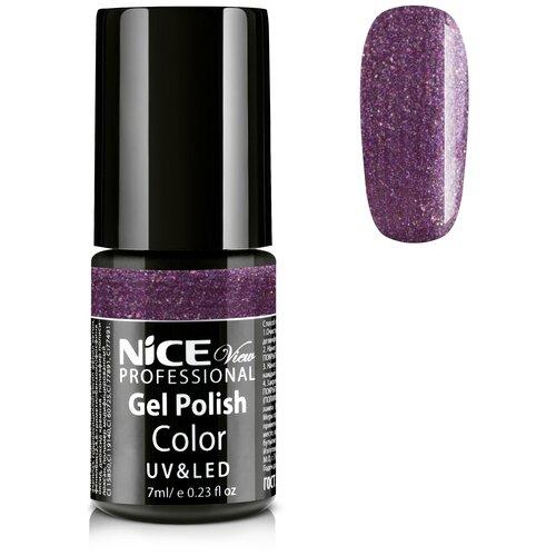 Купить Гель-лак для ногтей Nice View UV&LED, 7 мл, GL-96