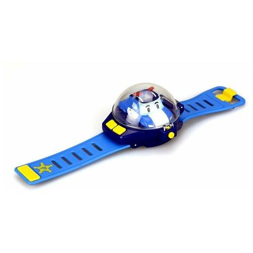Купить Машинка Silverlit Robocar Poli (83312) 5 см синий/голубой, Радиоуправляемые игрушки