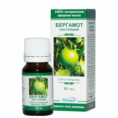 Аспера эфирное масло Бергамот, 10 мл