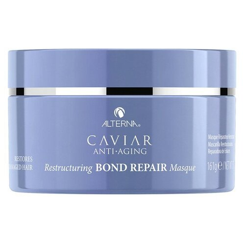 Alterna Caviar Anti-Aging Restructuring Маска мгновенного восстановления для волос, 161 г фото