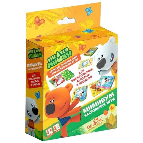 Настольная игра Origami МиМиМишки. МиМиБум
