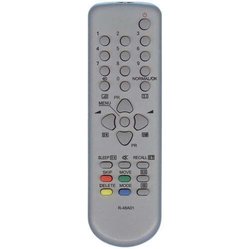 Фото - Пульт Huayu R-48A01 для телевизора Daewoo пульт huayu для daewoo r 48a01