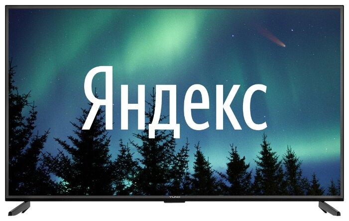 """Телевизор Yuno ULX-55UTCS333 55"""" (2020) на платформе Яндекс.ТВ фото 1"""