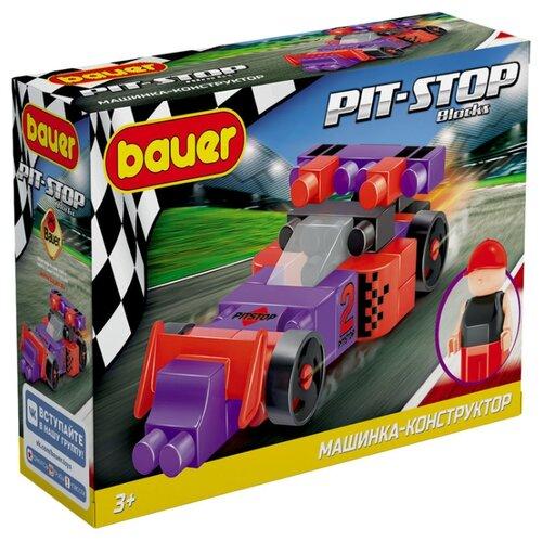 Купить Конструктор Bauer Pit-Stop 813 Гоночная машина, Конструкторы