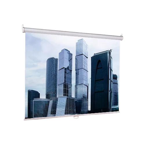 Рулонный матовый белый экран Lumien Eco Picture LEP-100105