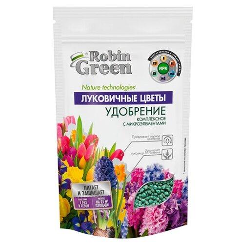 Удобрение Robin Green Луковичные цветы, 1 кг удобрение robin green лето осень 5 кг