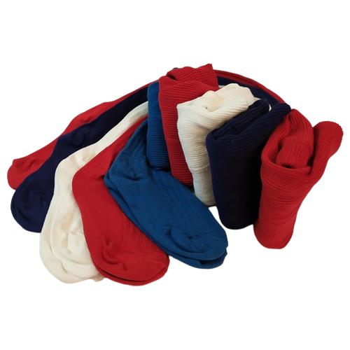 Колготки Сан-Таш, комплект 5 шт., размер 98, красный/белый/голубой/синий