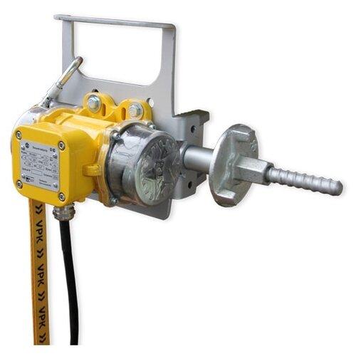 Электрический площадочный вибратор ВПК Механизация VPK 6000/1 желтый/серый