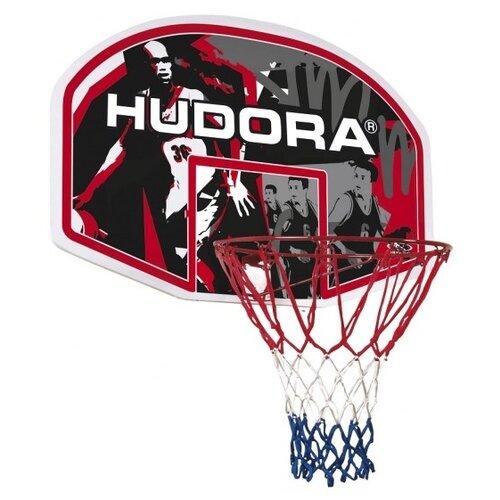 Баскетбольное кольцо со щитом HUDORA 71621