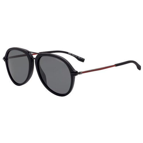 Солнцезащитные очки мужские HUGO BOSS BOSS 1016/S,MTT BLACK фото