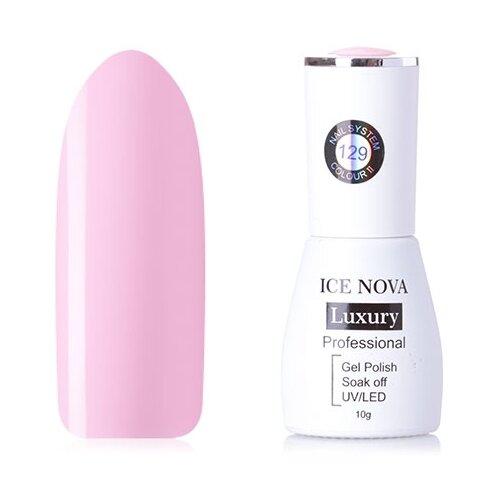 Купить Гель-лак для ногтей ICE NOVA Luxury Professional, 10 мл, 129