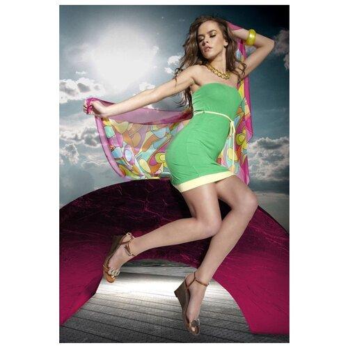 Пляжное платье Miran размер S зеленый