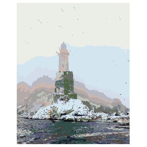 Купить Картина по номерам, 100 x 125, ARTH-AH173, Живопись по номерам , набор для раскрашивания, раскраска, Картины по номерам и контурам