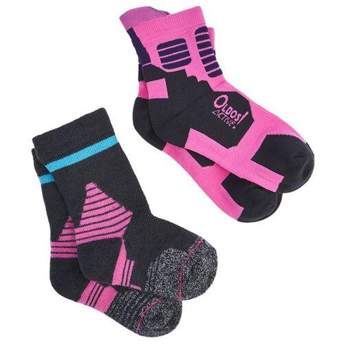 Купить Носки Oldos Денс 4-5-0-NSK08, размер 29-31, розовый, Термобелье