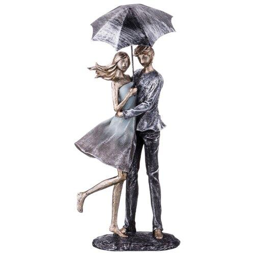 Фото - Статуэтка влюбленные серия фьюжн 18,5х11,5х35,5 см Lefard (162-359) статуэтка lefard йога серия фьюжн 13 5х7х18 5 см 162 700
